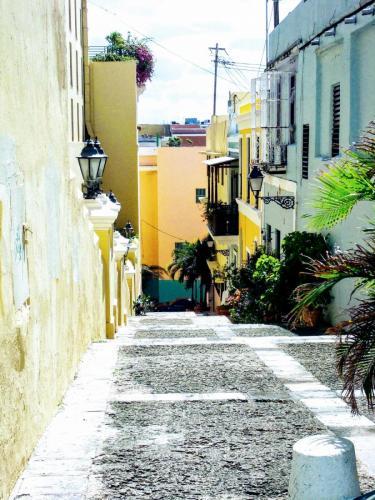 The Charm of Old San Juan